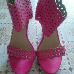 Босоножки (летние туфли) Алфавит 39 размер