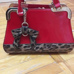 Lacquer bag NEW