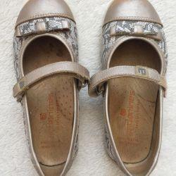 Παπούτσια για το κορίτσι, διάλυμα 25