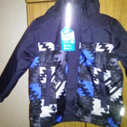 New winter jacket Lassie by reima, a new suit
