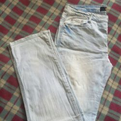 Bayan kot pantolon (yaz)