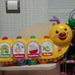 Іграшки Фішер Прайс і kiddieland