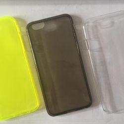 IPhone 6 / 6s için Silikon Kılıf