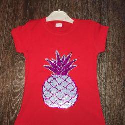 Детская турецкая футболка