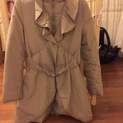 Down jacket rinascimento
