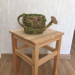 Decorative flowerpot