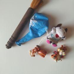 Toy brush