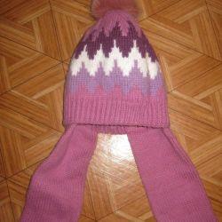 Pălărie roz