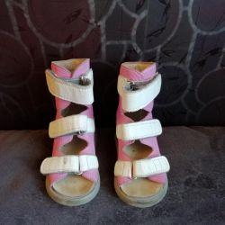 Orto sandals