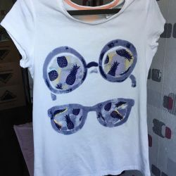 T-shirt female S size
