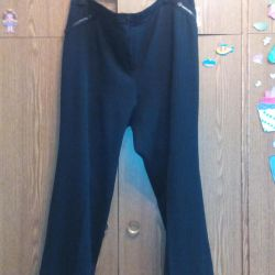 Black trousers 54-56