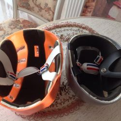 Helmet is new for sports, rollers
