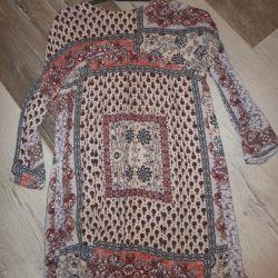 Модное платье Zara для подростка