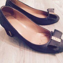 Incaltaminte Fabiani pantofi de lux 6,5cm 38,5