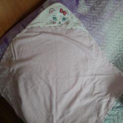 Baby towel 1 * 1