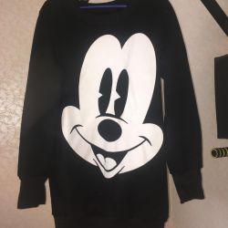 Hoodie με τον Mickey