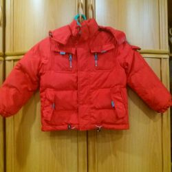 Children's down jacket