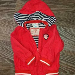 Topomini jacket (Germany) for the boy