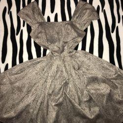 Dress from Italian Jacquard