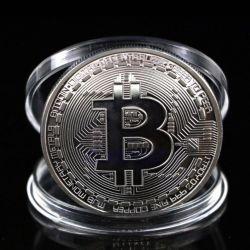 Bitcoin Collectible Coin