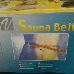 Belt Sauna Belt for weight loss