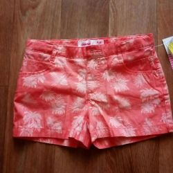 NEW Shorts for girls.