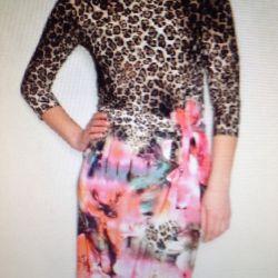 Скидка (-100₽)Платье женское, новое, размер 56