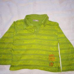 5 yıldır çocuk gömleği