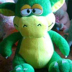 Musical soft toy