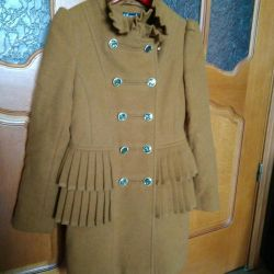 Coat for the girl Little Lady