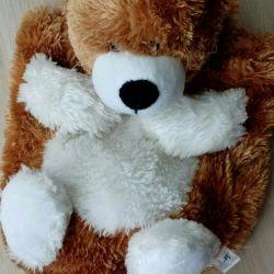 Рюкзак - медведь