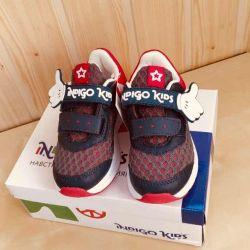 Παπούτσια για αγόρια INDIGO