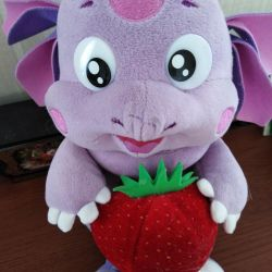 Toys - characters from the cartoon Luntik