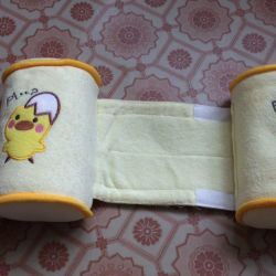 Cushions for baby bed