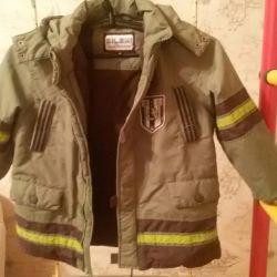 Jacket 116-122