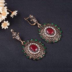 Κοσμήματα σκουλαρίκια σε τούρκικο στυλ