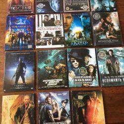 Δίσκοι ταινιών