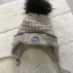 Winter hat for 2 years