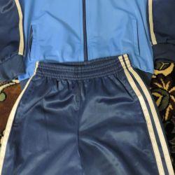 Sport suit.