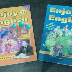 Учебник по английскому 4,5-6 класс