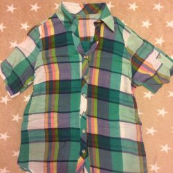 Блузка летняя, кофта, майка