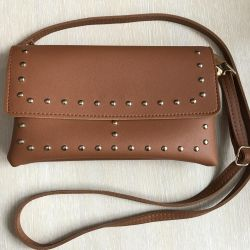 Small bag with long strap