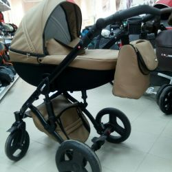 Stroller 3 in 1 Verdi mirage