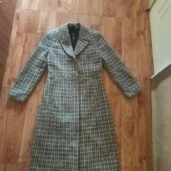 A new coat of demi-season 48 р.