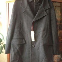 Men's coat demi-season Marks & Spencer new