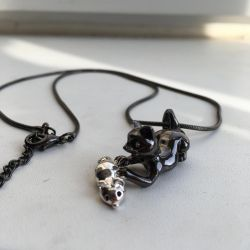 Chain with suspension + ring
