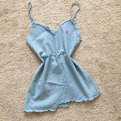 Φόρεμα νέο + μπλουζάκι στο 🎁