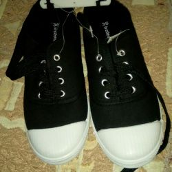 Παπούτσια τύπου παπουτσιών