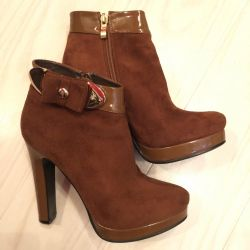 Tommy Roy Ghete Boots