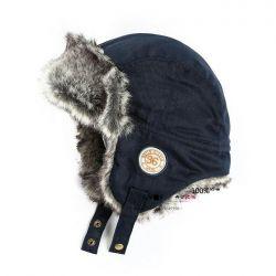 Κομψό χειμωνιάτικο καπέλο νέο